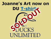 Joanne Graham T-shrts from Ducks Unlimited